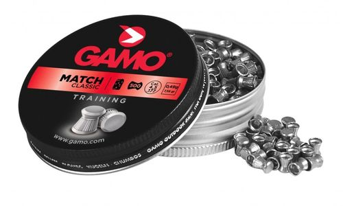 Gamo Match Diabolo Metal .177 (500)