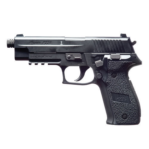 Sig Sauer P226 Co2 Pistol .177 - Black - Rifled Barrel