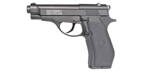 Swiss Arms P84 Full Metal CO2 Pistol - 4.5mm
