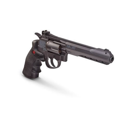 Crosman SR357 Revolver Co2 .177
