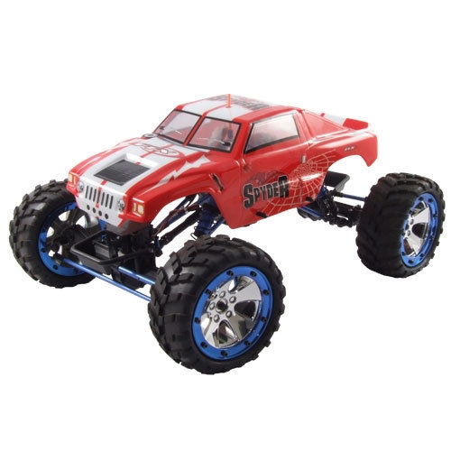 FTX Spyder 1/10 Super Crawler 4WD RTR Combo W/Batt/Charger