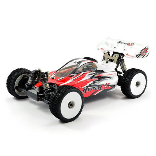 Hobao Hyper VS 1/8 RTR  Brushless Buggy- Red