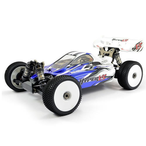 Hobao Hyper VS 1/8 RTR  Brushless Buggy- Blue