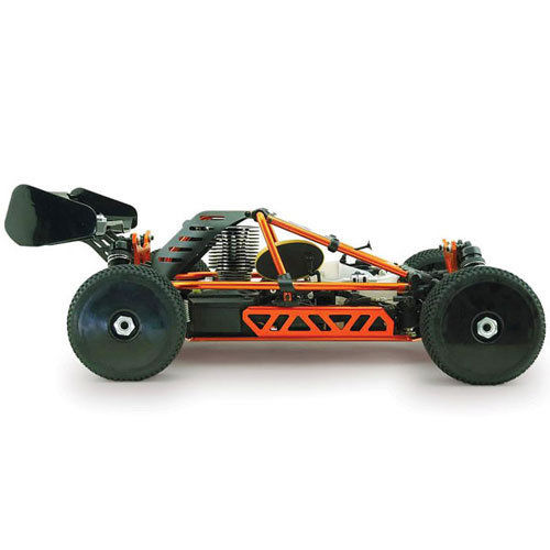 Hobao Hyper Cage Buggy RTR W/Mac 28 - Orange