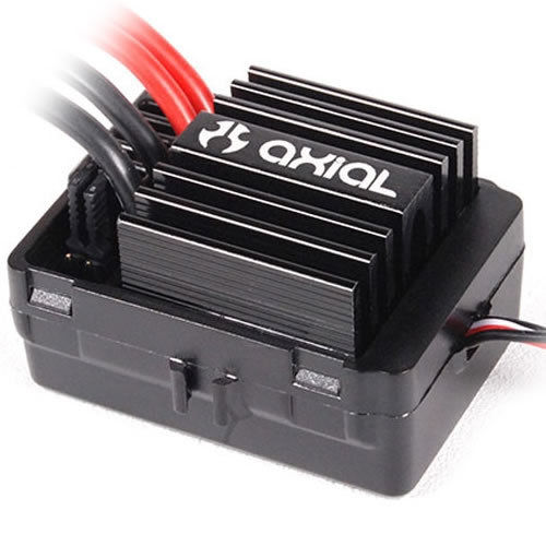 Axial AE-5 Waterproof ESC W.Reverse & Drag Brake
