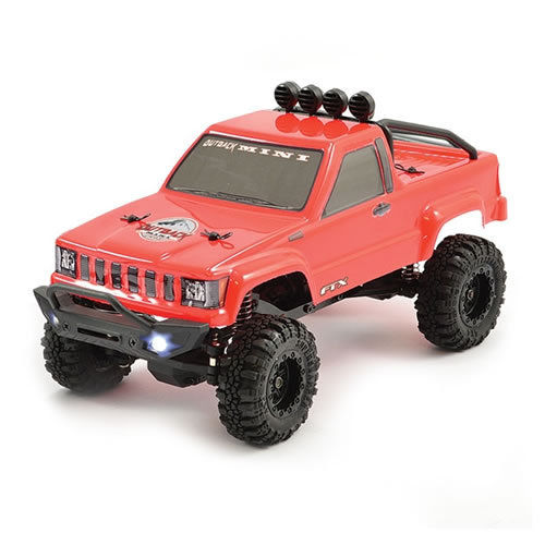 FTX Outback Mini 1/24 Trail Ready to Run - Red