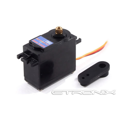 Etronix 9.0kg Heavy Duty Metal Geared STD Servo
