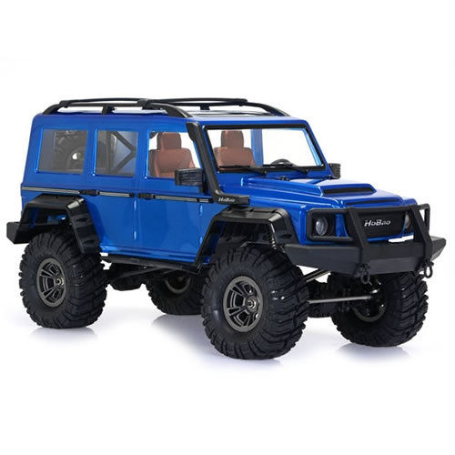 Hobao DC1 1/10th Trail Crawler RTR - Blue