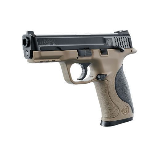 Smith & Wesson M&P40 TS - FDE