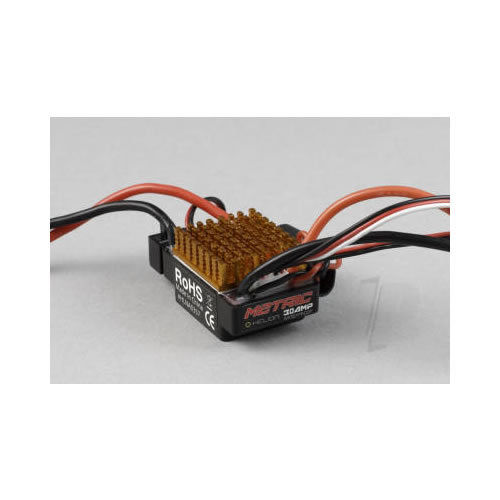 Helion Metric 30A Waterproof ESC W/Rev - 2s Lipo Comp