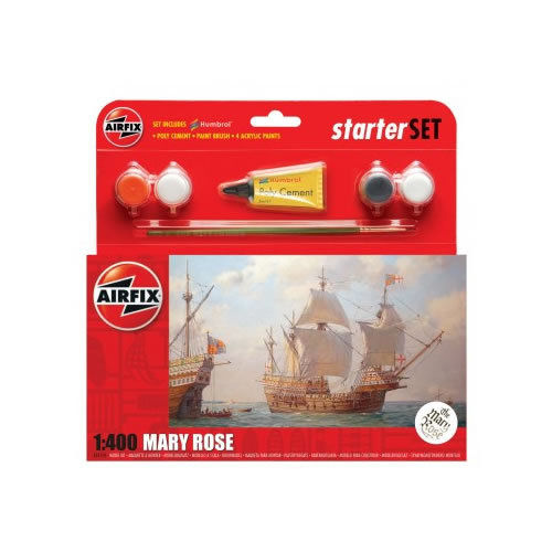 Mary Rose Starter Set 1:400
