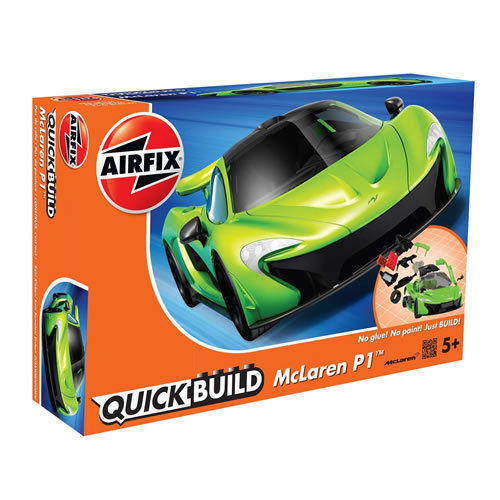 QUICK BUILD McLaren P1™ Green