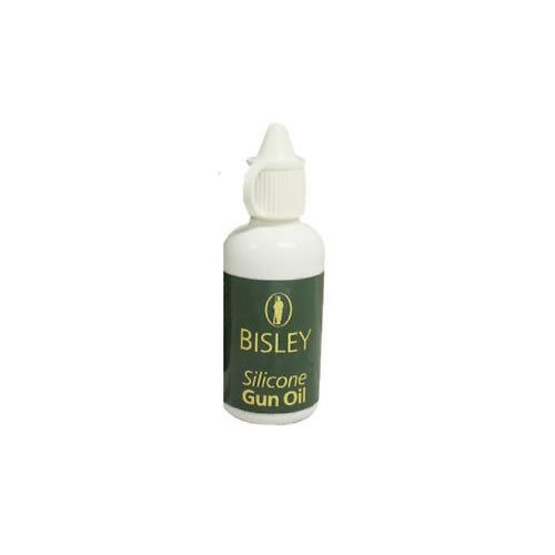 Bisley Silicone Gun Oil - 30ml Dropper Bottle
