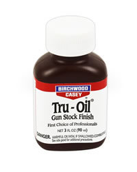 Tru-oil Stock 3oz Finish By Birchwood Casey