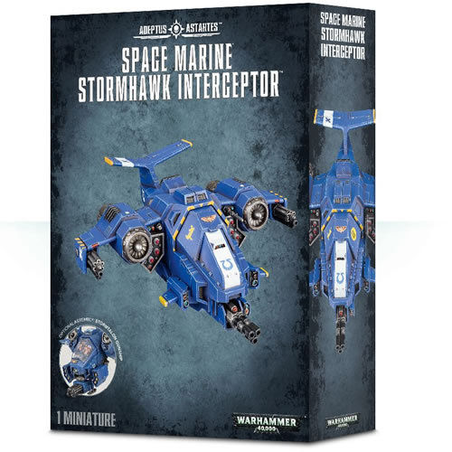Space Marines Stormhawk Interceptor