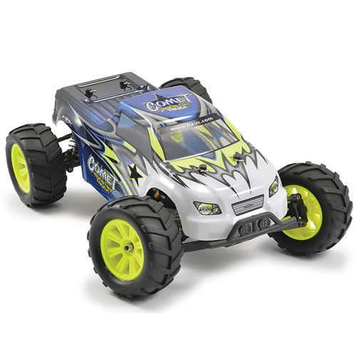 FTX Comet 1/12 Brushed Monster Truck 2WD - RTR