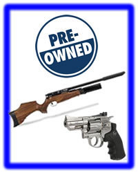 Pre-Owned Air Rifles/Pistols