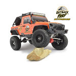 FTX Outback Fury Xtreme 4X4 Tail Crawler Roller