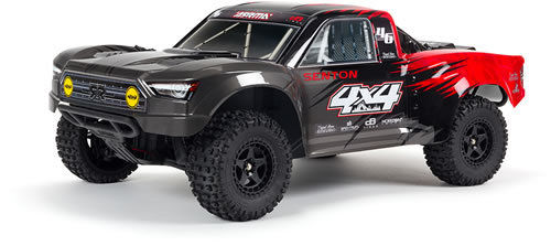 Senton 4X4 MEGA SLT3 Short Course Truck RTR - Red