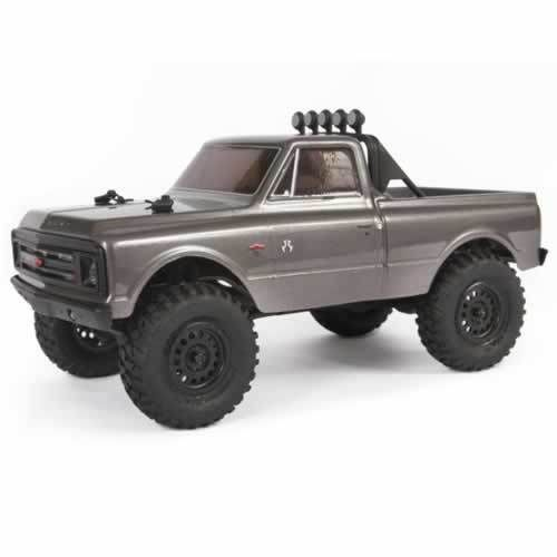 Axial SCX24 1967 Chevrolet C10 1/24 4WD- RTR - Silver