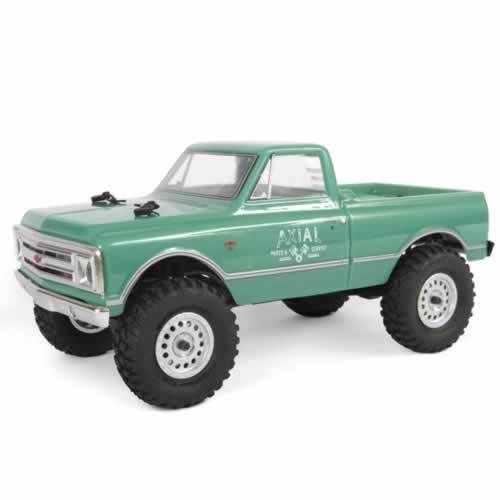 Axial SCX24 1967 Chevrolet C10 1/24 4WD- RTR - Green