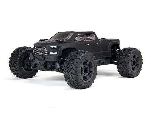 BIG ROCK 4X4 3S BLX Brushless 1/10th 4WD MT - Black