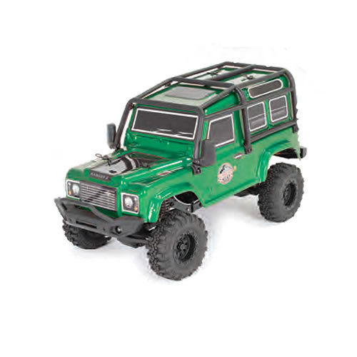 FTX Outback Mini 3.0 Ranger - 1/24 - Green