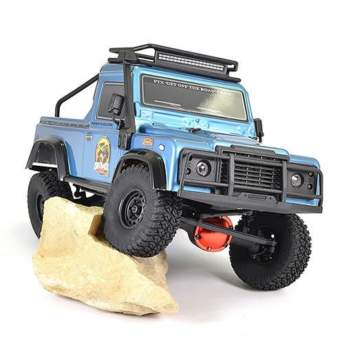 FTX Outback  Ranger XC Pick Up RTR Crawler - 1/16 - Blue