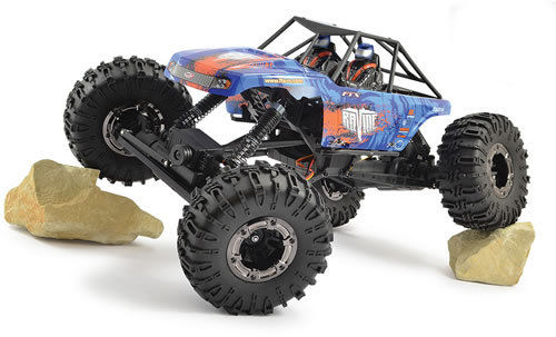FTX Ravine 1/10 Brushed M.O.A Rock Crawler RTR