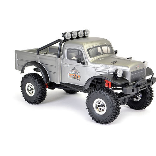 FTX Outback Mini X Texan 1/18 Trail RTR - Grey