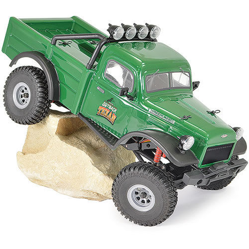 FTX Outback Mini X Texan 1/18 Trail RTR - Green